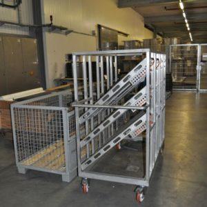 Metallbau-Kumbartzki Ausrüstungsteile gewerbliche Kunden