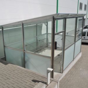 Metallbau-Kumbartzki Stahl und Glas