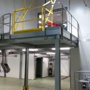Metallbau-Kumbartzki stahlbau Geländer