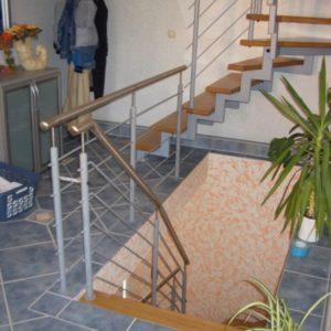 Metallbau Kumbartzki: Treppen