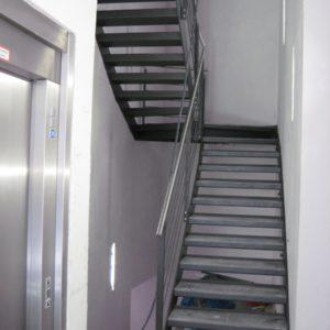 Metallbau-Kumbartzki: Treppen