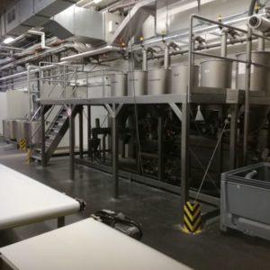 Metallbau: Kumbartzki Unterkonstruktionen für Anlagenteile