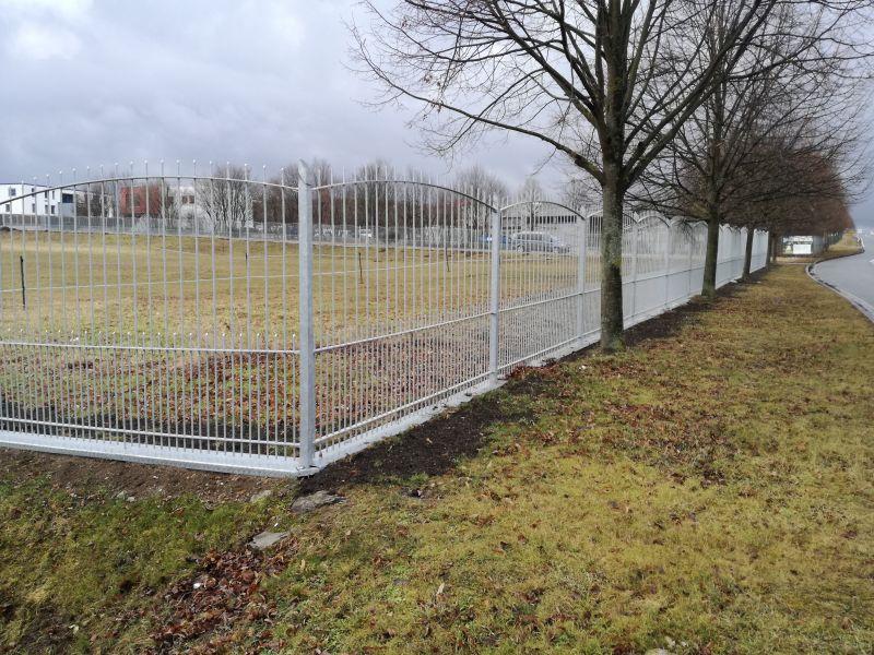 Zäune, Tore und Absperrungen - Metallbau Kumbartzki