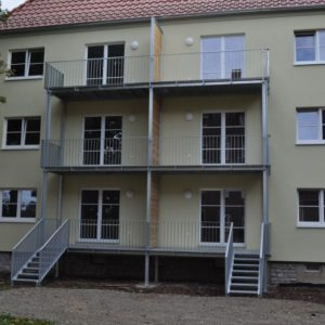 Metallbau-Kumbartzki: Balkone